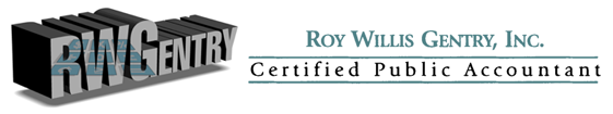 Roy Willis Gentry, CPA, Inc